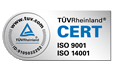 ISO9001 - ISO14001